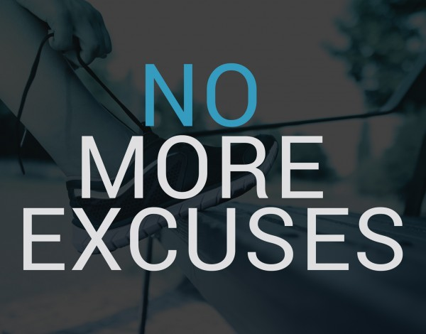 ENOUGH WITH THE EXCUSES- TIME FOR RESULTS!!