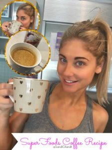 superfoods coffee recipe